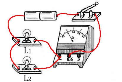 串并联电路的电流