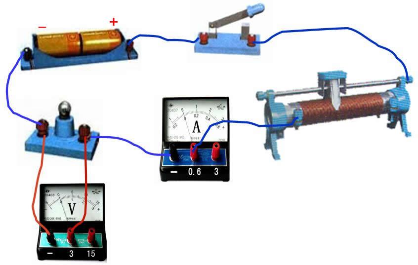 流表,电压表 滑动变阻器 导线 -188设计工作室 学员资源 阅读文章