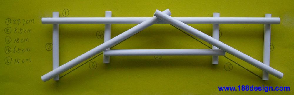 实验 桁架纸桥设计制作 -高中通用技术在线教学系统专题网站 学员资源