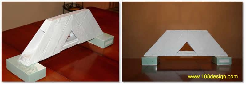 纸桥的做法步骤图片